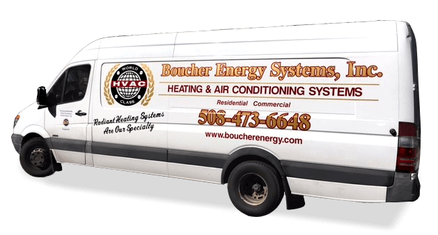 Boucher Energy Systems, Inc. - Truck