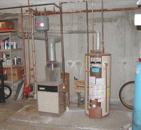 Viessmann Water Heater Install Sherborn Ma Boucher