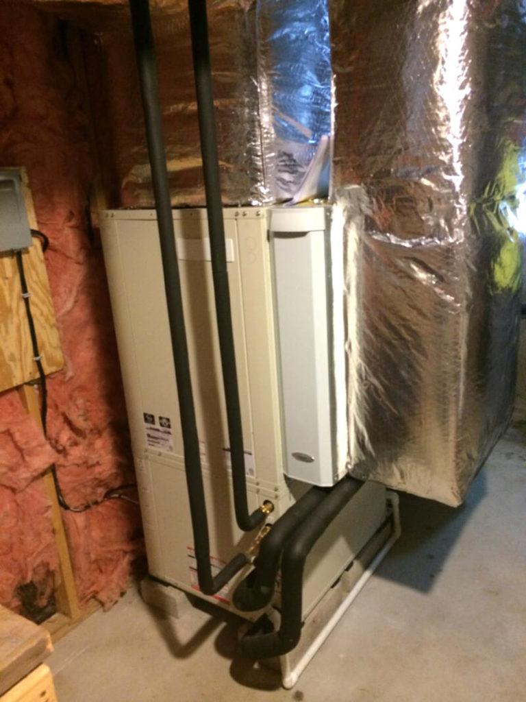 Bosch Geothermal Heating System
