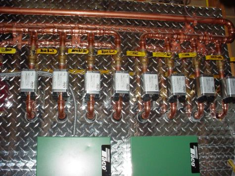 Viega Radiant Floor Heating In Concord Ma Boucher