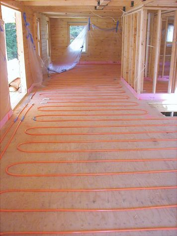 Radiant Heat System Installation Mendon Ma Boucher