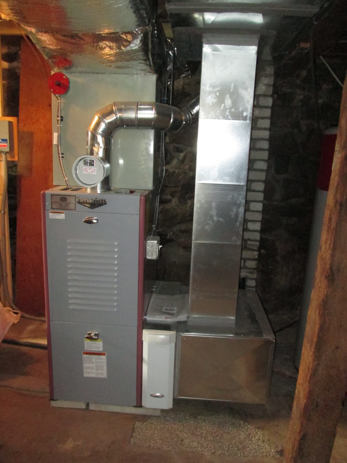 Thermo Pride Oil Furnace