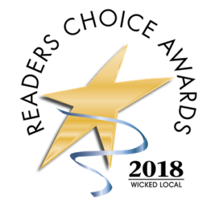 Boucher Energy Systems, Inc. named Wicked Local Winner in the 2018 Readers Choice Awards